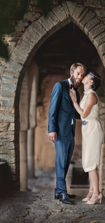Wedding in Balchik, Bulgaria