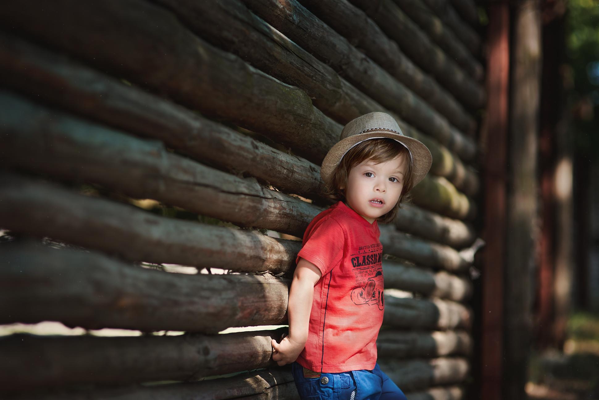 Детска фотосесия - Филип